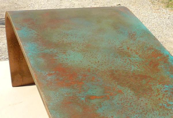 Pintura efecto cobre antiguo transforma cualquier - Pintura efecto envejecido ...